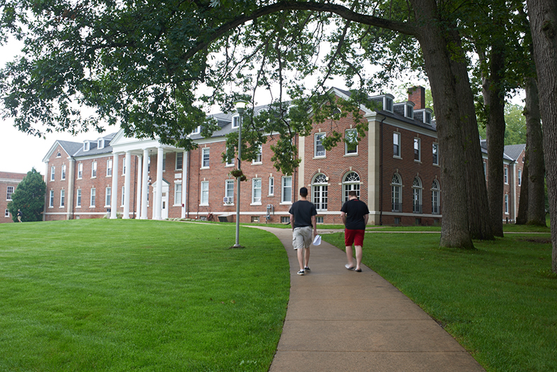 Blair Hall