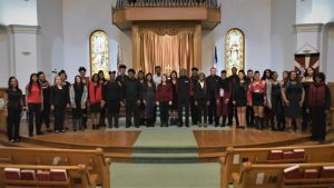 The Olivet College Gospel Choir