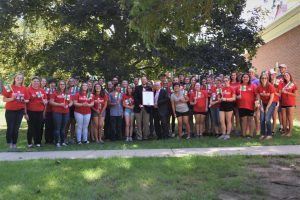 New Year Comet 2020 Marching Comets to Ring in the New Year in Italy » Olivet College