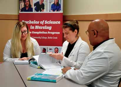 Criminal Justice and RN-BSN Programs Offer Non-traditional Students Opportunities for Growth